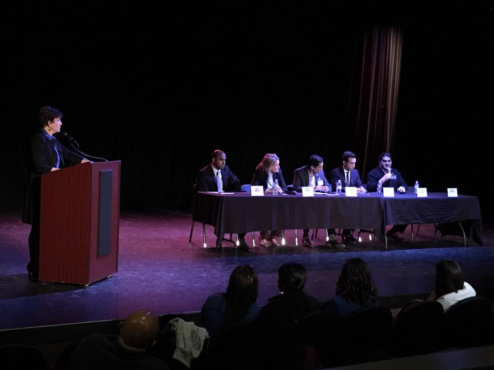 Candidates Forum February 2108 29th US Congressional District